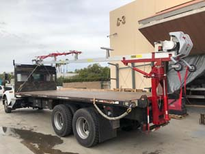 Harness The Power Of Conveyor Truck Attachment