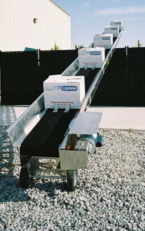 Five Ways Conveyor Systems Can Increase Productivity On The Job